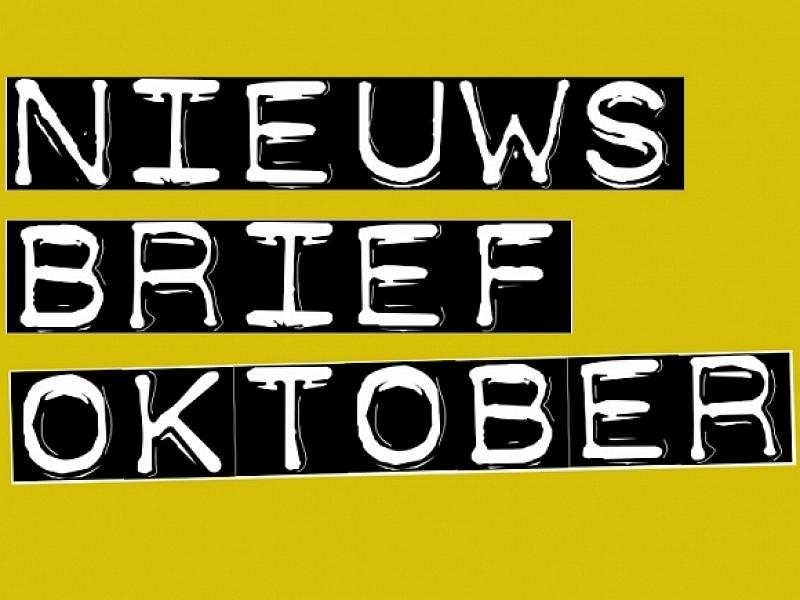 Nieuwsbrief Oktober Nieuws Obs De Dongeschool